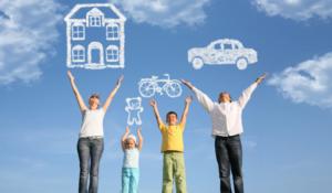 Segurança financeira gera qualidade de vida e te deixa mais saudável.