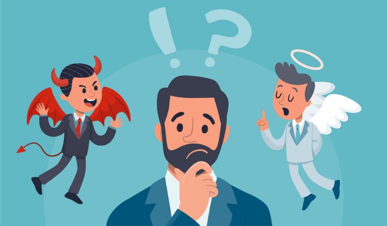 Existem três tipos de investidor: conservador, moderado e agressivo.