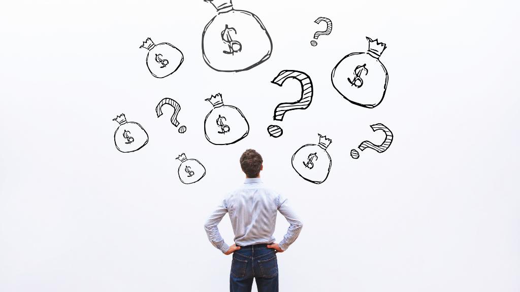 Ajuda para escolher onde aplicar o dinheiro.