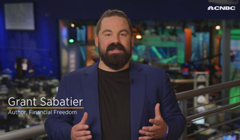 Grant Sabatier: do zero ao milhão sem dinheiro rápido.