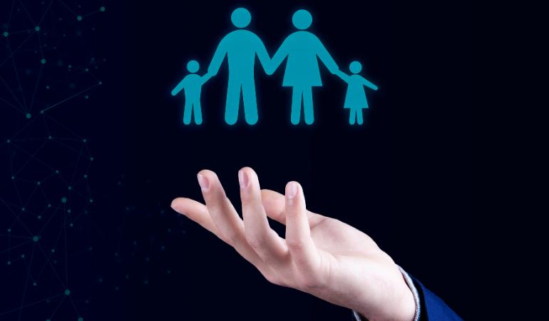 Conheça a melhor proteção financeira para a família.