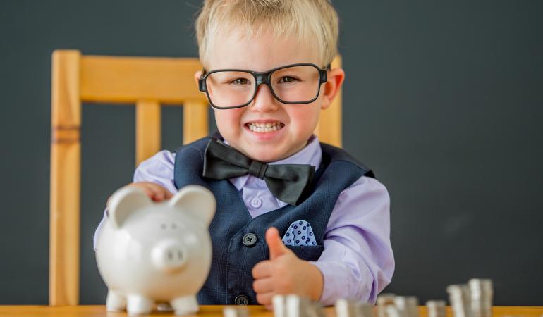 Como fazer um previdência privada infantil e ensinar criança a investir?