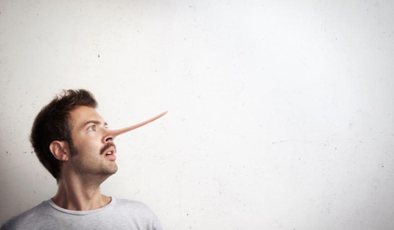 mentir para a seguradora tem graves consequências;