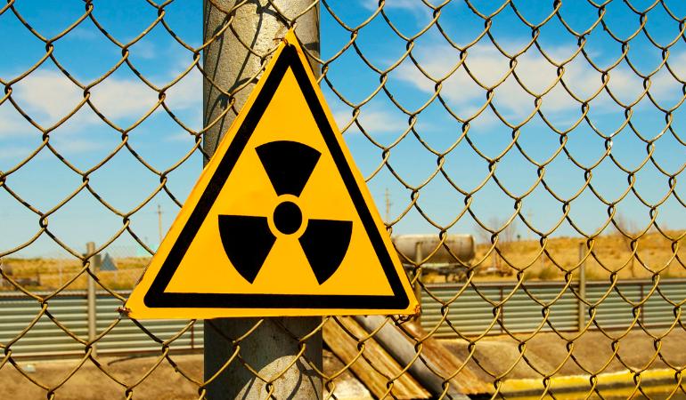 existe apólice contra radiação nuclear?