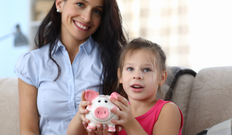 Qual é o melhor tipo de educação financeira para crianças?